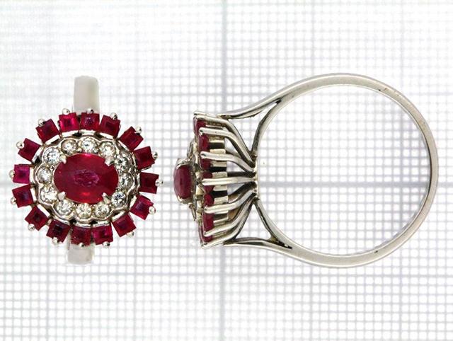 scheda tecnica gioielli